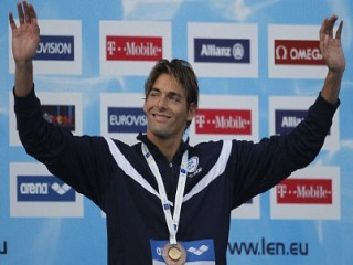 Camille Lacourt picture, image, poster